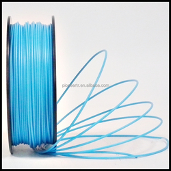 3D Printer Filament 1.75mm 3mm Transparent Color Plastics & Rubber Plastics Rods