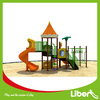 China GS Certificate Kindergarten Used Kids Outdoor Playground Equipment for Sale