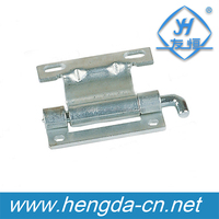 YH2321 Double-Acting Door Hinges, Heavy Duty Concealed Hinges Adjust Hinge Pin