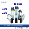 Electric bike battery pack 36v 10ah electric bike li ion battery