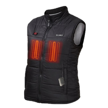 7.4V Electrical Heating Jacket Or Body Warmer Vest