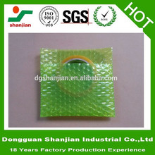 Double bubble foil insulation double foil bubble insulation reflective wrap