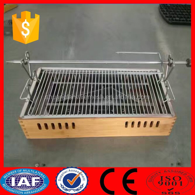 Barbecue grill netting mesh for food use barbecue wire mesh (Gold Supplier / China manufacturer)