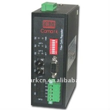 Converter/Repeater Fiber Optic to RS232 to RS485 CI-SF110-SM-FC