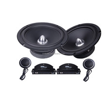 High Quality Low Price 6.5inch Speakers Component with high power subwoofer