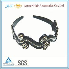 Funky silver hair accessories 4079-801