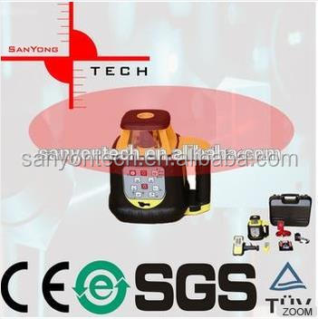 SR30 Electronic auto self levelling Rotary laser level