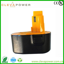 Cleva 14.4V Rechargeable Lithium-ion Battery power tool battery for DC9091, DE9038, DW9094