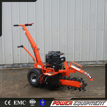 Sample acceptable advanced gardener use trenching digging machine