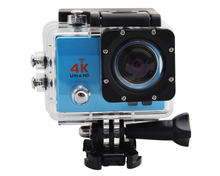 HDKing Q3H action camera with remote control 4K 25fps 1080P 60fps sport camera