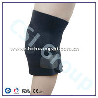 heated knee pad/hot cold pack/cold hot knee wrap/knee pain relief products