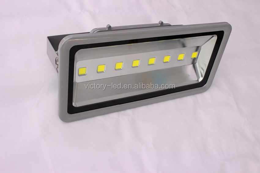 400W LED Flood Light LED Tunnel Projector Light for Tennis Court Warehouse Cold Storage LED Floodlight