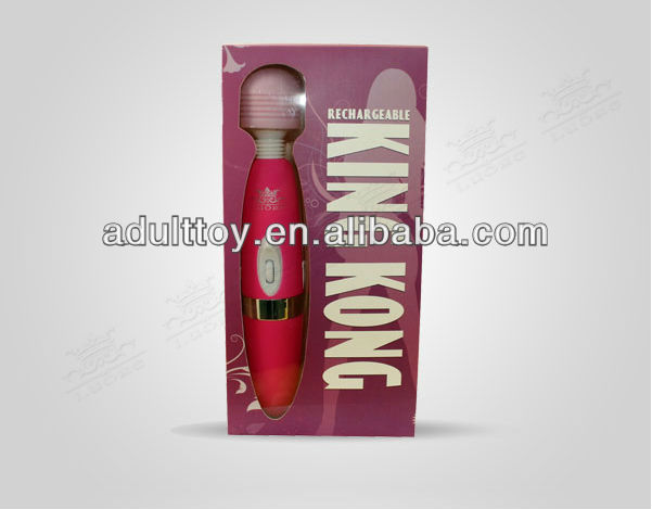 6 Frequency sex toy vibration for women with CE certificate and EU plug