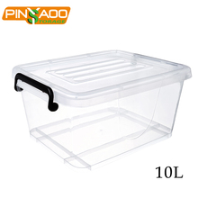 Wholesale Durable Document Storage Container With Lids 10L