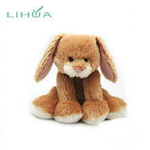 China Custom Long Eared Soft Bunny Rabbit Gift Plush Toy