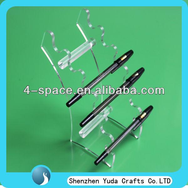 wholesale acrylic pen display fountain pen holder