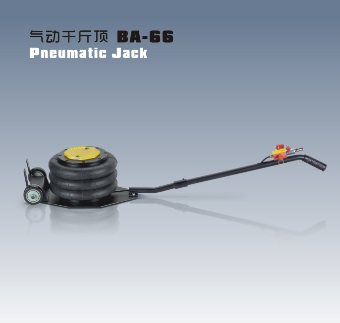 horizental hydraulic jack BA-66 lift capacity 3000kgs for tyre changing with CE, lifetime:more than 5 years