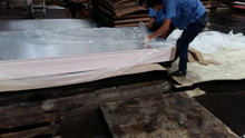 phenolic pre-insulated duct sheet panel