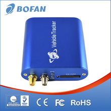 gps tracker with engine shut off for real time tracking / fuel monitoring / fleet management