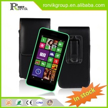 leather universal flip phone case leather with great price for Nokia Lumia 630