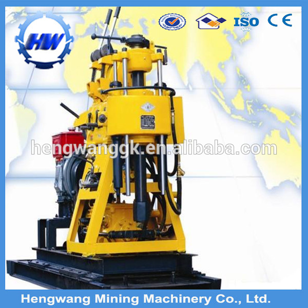 HW-160 Tractor Mounted Water Well Drilling Rig / water drilling rig/water well drilling rig for sale