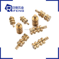 brass cnc milling parts/fittings