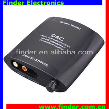 USB/SPDIF/Coaxial Digital to Analog Audio Converter