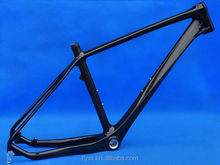 FLX-FR-203 : Carbon Glossy Cycling 26er Mountain Bike Frame - 16/18""