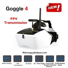 New product FPV transmission Walkera Goggle4 drone with 3D video for Walkera drone like phantom drone