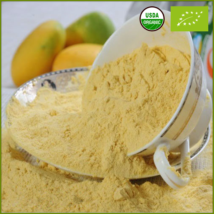 Promotion Freeze Dried Mango Extract Instant Drink Fruit Powder
