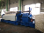 W11 40*2500 Hydraulic Rolling Machine Price Machine Rolling Rolling Pipe Bending Machine