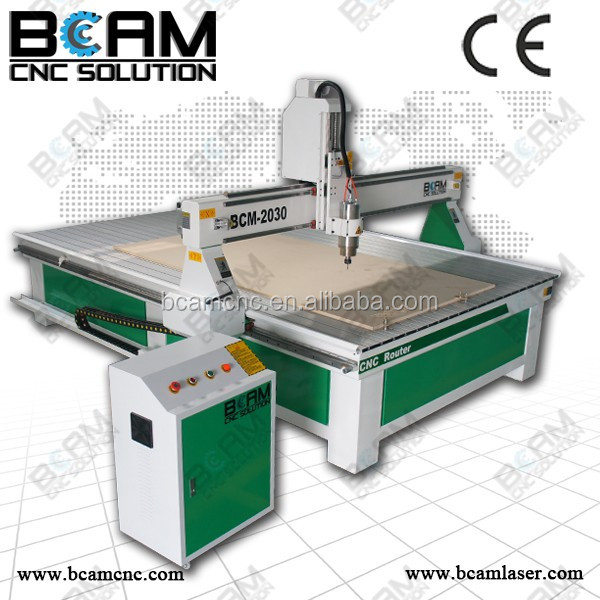 BCAMCNC High quality wookworking engraver BCM2030 widely used for wood, acrylic