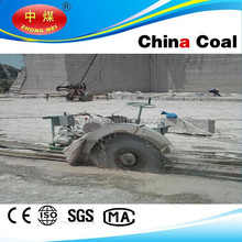 China coal group famous brand stone cutter machine