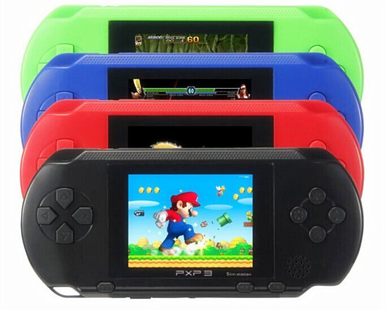 2016 NEW HOT Childhood Classic Game With free Games 2.7 Inch 16-Bit Portable Handheld Game Console cheap