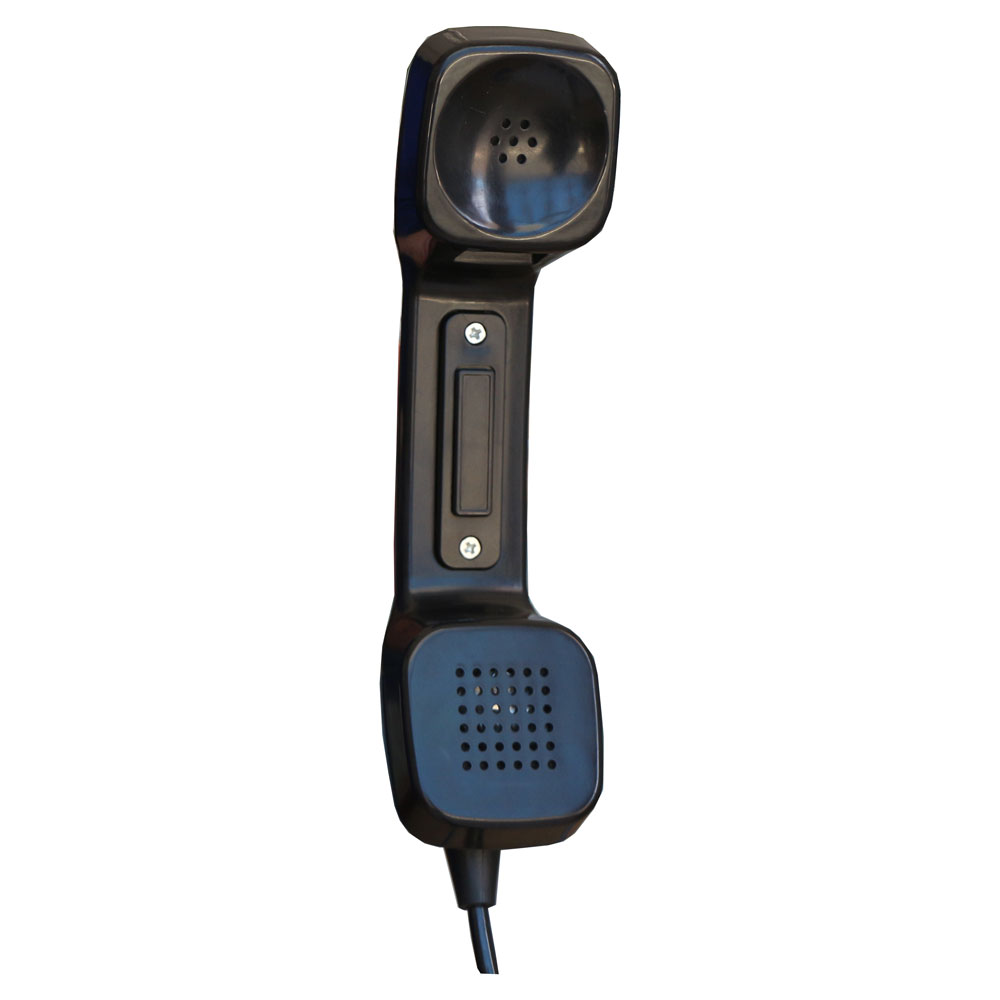 Handset Receiver for Mobile Phone Emergency Handset