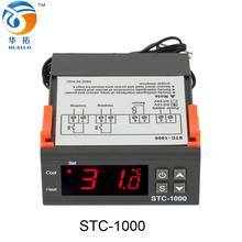 220VAC Digital Thermostat Temperature Controller STC-<strong>1000</strong>