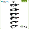 Stackable Wine Rack Wall Mounted Metal