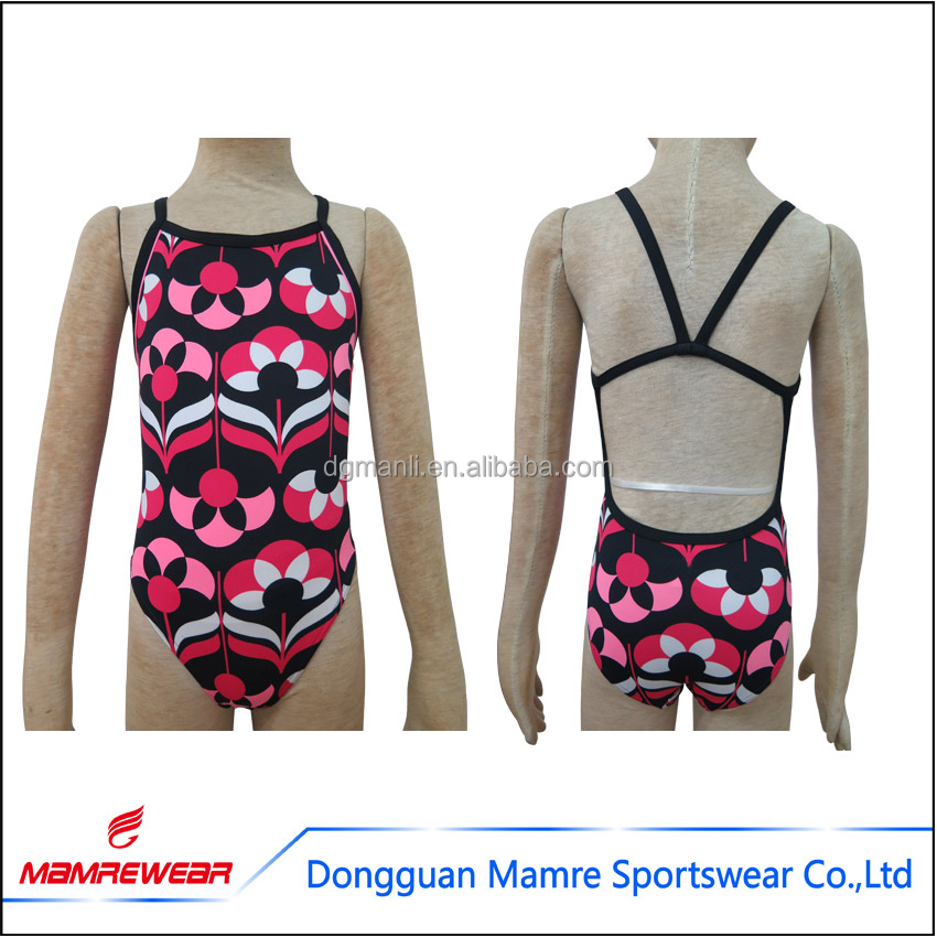 One Piece Child Litter Kids Girls Swimwear Bikini,sublimation kids swimming girls swimwear,Baby Girl Bikini Swim suit