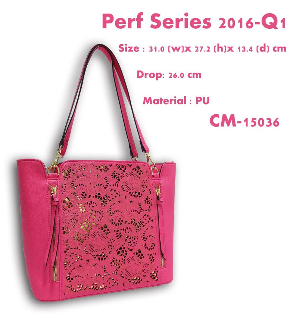 Perf Series Shoulder Bag