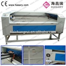 High function CO2 cutting machine for clothing pound
