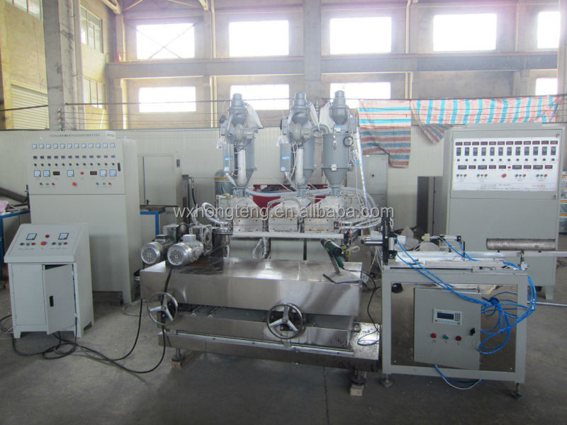 supplying professional popular PP yarn string wound filter making machine for chemical from China manufacturer