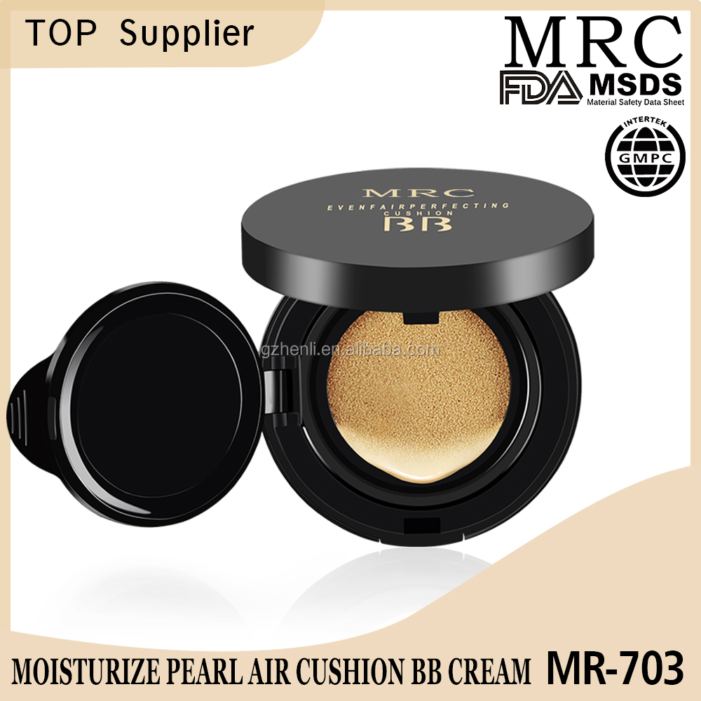 Makeup base face air cushion bb cream concealer whitening moisturizer oil control waterproof