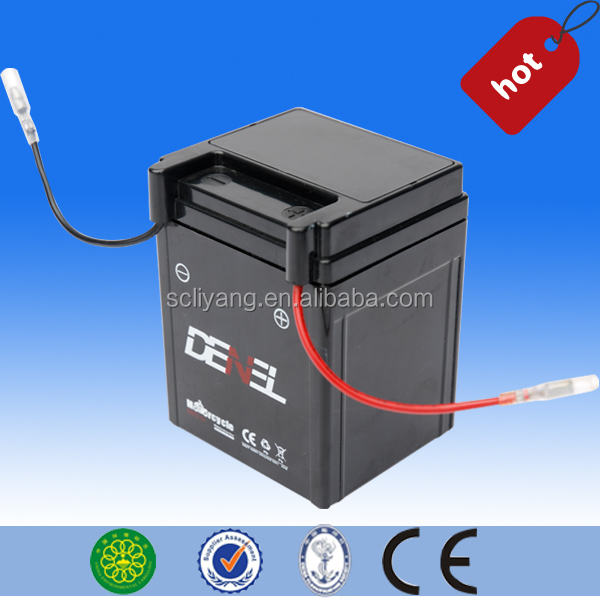 BEST SELL motor/ Motorcycle battery 6MF2.5L For Sale motorcycle battery for electric bike