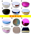 2017 new cosmetic container 15g white air bb cushion case