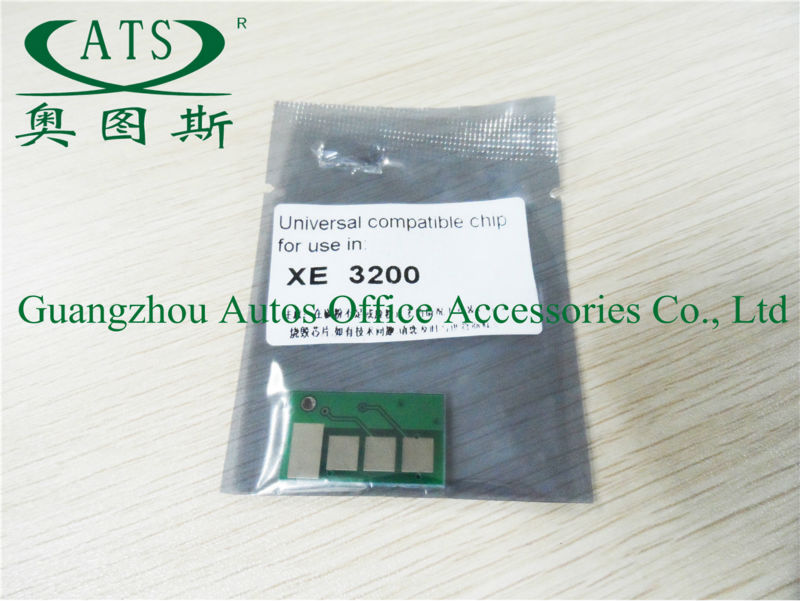Compatible toner cartridge chips for Xerox 3200
