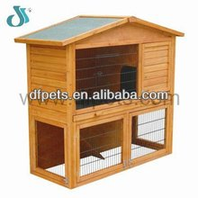 Double Rabbit Hutches DFR-048