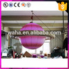 Led Lighting Inflatable Hanging Nine Planets solar System Balloon For Sale