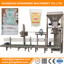 5kg to 50kg kenya maize flour packing machine filling packaging machine cheap price for sale