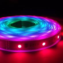 Full Color RGB 3-in-1 SMD5050 Led Strip WS2812B