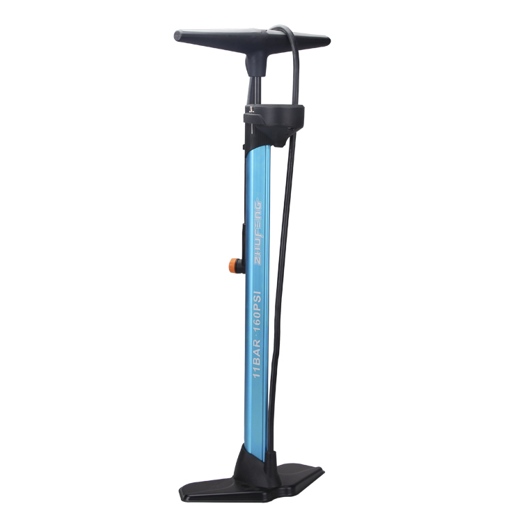 China Good road and mountain bike tyre pumps with cheap price